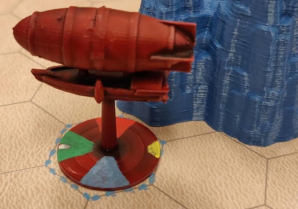 Zeppledin : retour sur le prototype